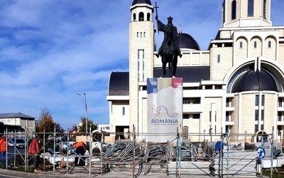 Statuia lui Ștefan cel Mare va fi reabilitată în întregime