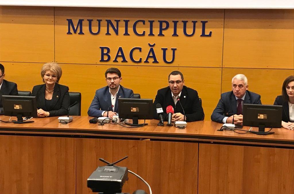 Primarul Necula, membru informal la PRO România. El va semna adeziunea după ce va primi decizia scrisă de excludere din PSD (VIDEO)