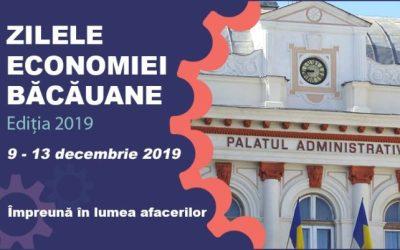 """A început regalul anual """"Zilele Economiei Băcăuane"""""""