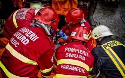 57 de intervenții gestionate de pompieri, în ultimele trei zile, la nivel județean