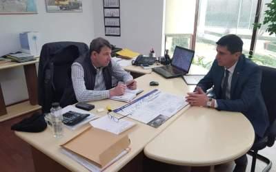 """Liviu Alexandru Miroșeanu: ,,Este posibil să circulăm pe centură chiar în acest an"""""""