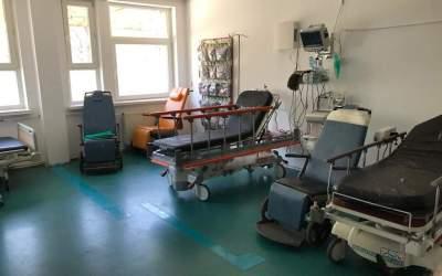 Circuite medicale separate la Unitatea de Primiri Urgențe a SJU Bacău