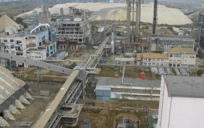 Ioan Niculae anunță redeschiderea combinatului chimic de la Bacău. Vezi când preconizează milionarul să bage gaz în instalațiile CICh-ului.