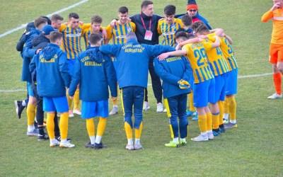 Programul echipei Aerostar Bacau pentru sezonul regulat al ligii secunde