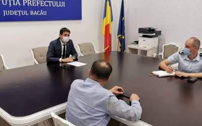 """Prefectul Liviu Miroșeanu: ,,Spitalul Municipal Bacău intră în funcțiune"""""""