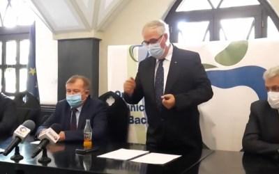 PMP Bacău și-a prezentat candidații la Primăria Bacău și la Consiliul Județean (VIDEO)