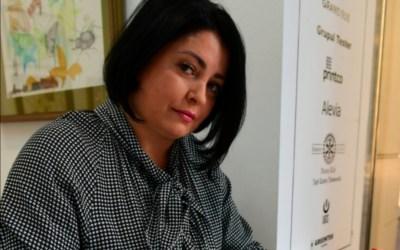 Artista Ana Maria Ungureanu expune la Ateneul Național Iași