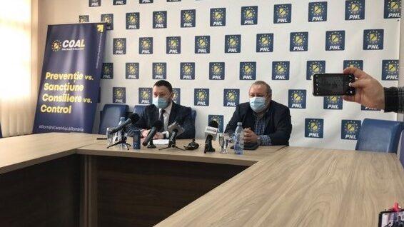 """(VIDEO) Mircea Fechet: """"PSD inventează acum probleme, după ce 30 de ani în care au fost la putere și n-au făcut nimic"""""""