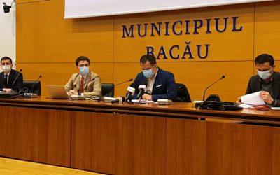 Conducerea Primăriei Bacău a prezentat proiectul de buget pentru 2021