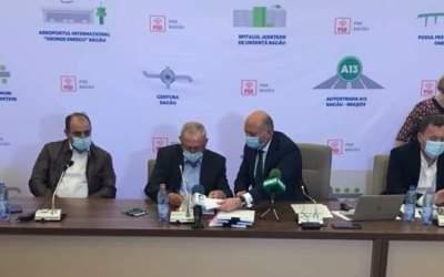 S-a semnat contractul de salubrizare în municipiul Bacău și 22 de comune limitrofe