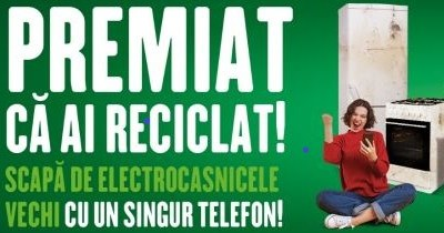 O nouă campanie de colectare a deșeurilor electrice, în Municipiul Bacău