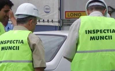 ITM Bacău: Amenzi pentru angajatorii care practică muncă fără norme legale