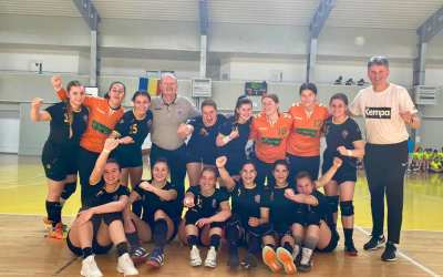 CSM Bacău retrage și echipa de handbal feminin din Divizia A