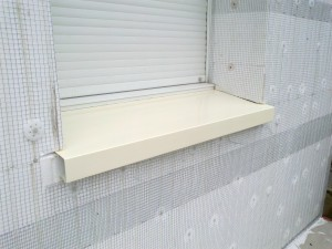Appui Fenetre Composite Pour Isolation Thermique Exterieur Ite