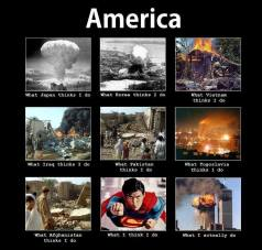 America - What I really do