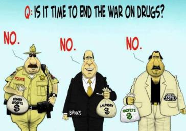 Is it time to end the War on Drugs