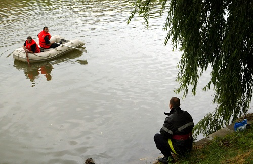 Persoană înecată descoperită în Timiș