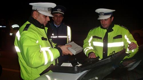 Șofer băut la volan, în Sânnicolau Mare