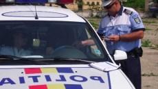 Sute de amenzi au fost acordate de polițiști