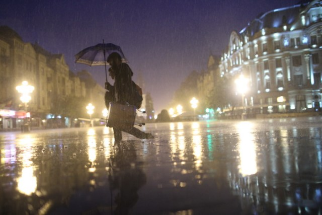 ploaie timi
