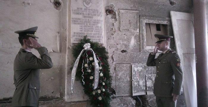 Militarii care au luptat în Regimentul 6 Infanterie Grea român vor fi comemorați la Timișoara