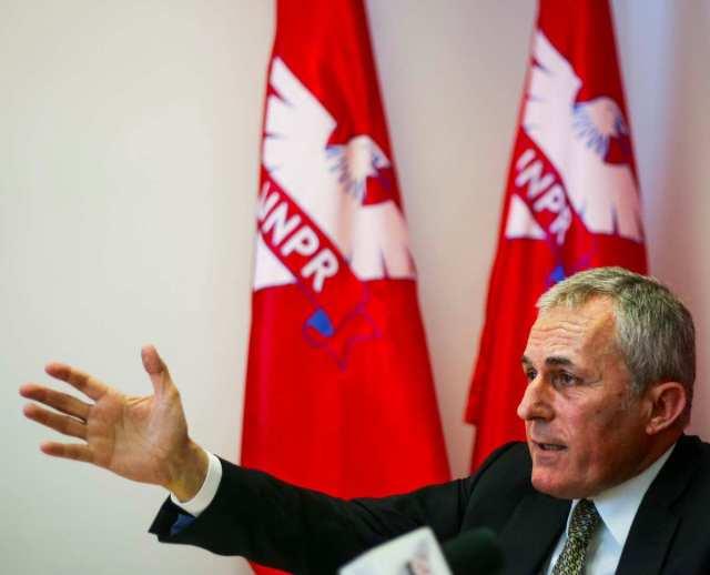 Ion Raducanu deputat pres UNPR Timis 13