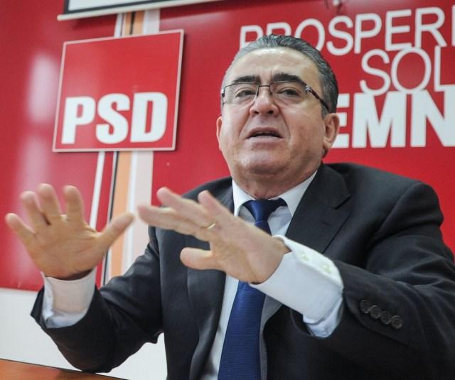 Gh Ciobanu deputat PSD 10