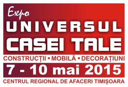 Banner pop-up Universul casei tale