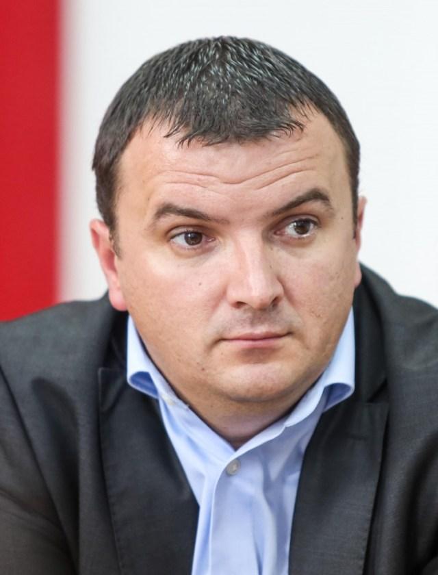 Calin Dobra vicepresedinte PSD Timis seful campaniei 01