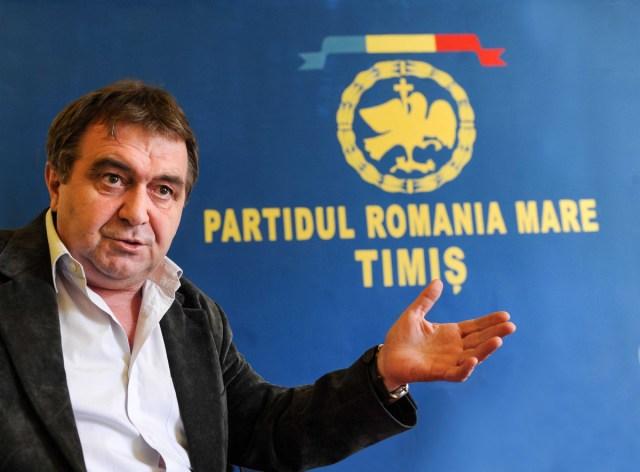 Grigore Trif presedinte PRM Timis