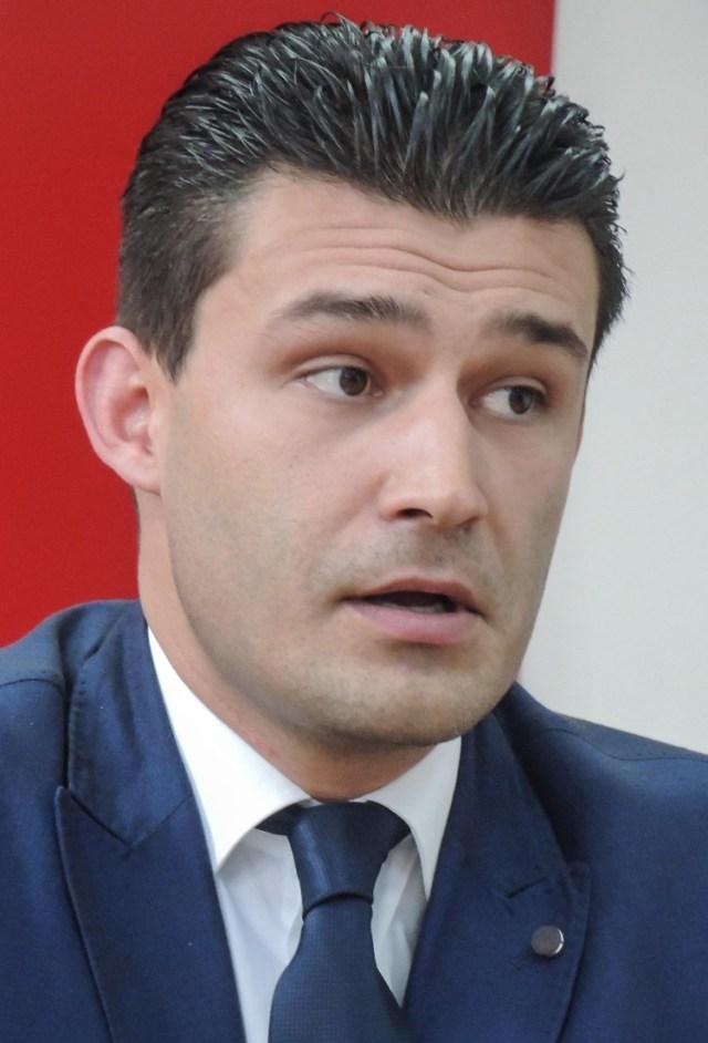 Sebastian Raducanu presedinte PSD Timisoara 08