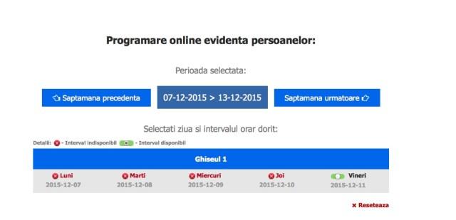online buletine