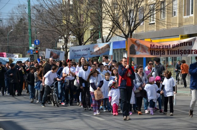 mars pentru viata