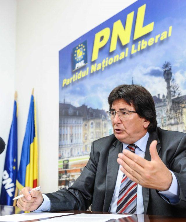 Nicolae Robu copresedinte PNL Timis 03