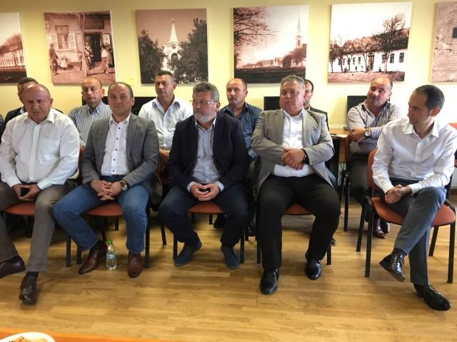 Primarii timișeni din GRAL susțin adoptarea noului Cod Administrativ