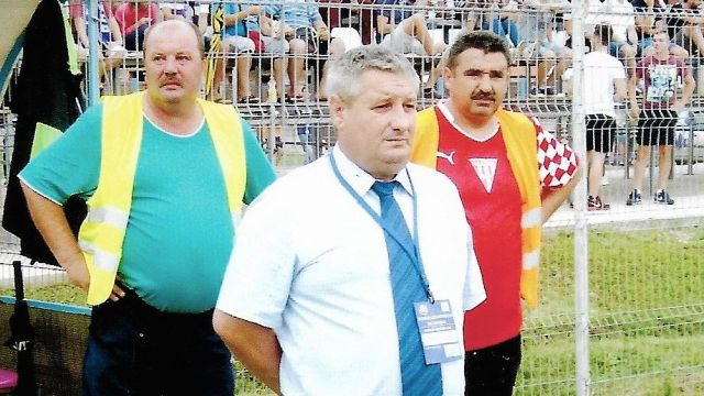 Gabi Stoicovici si Ioan Muresan