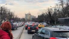 Traficul din Timișoara