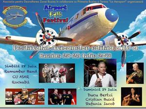 Buzias, Festivalul Avioanelor 28 - 29 iulie 2018
