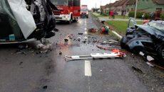 Accident grav în Timiș