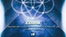 Recital de muzică electronică susținut de Costel Baboș