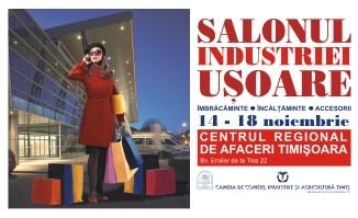 CCIAT - Salonul Industriei Usoare 14-18 noiembrie 2018 ediția de iarnă
