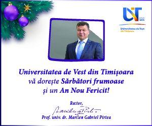 UVT - Sarbatori Fericite!
