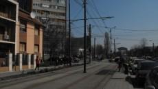 Calea Bogdăneștilor, lini de tramvai