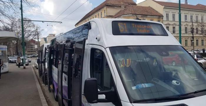 Transport școlar la Timișoara