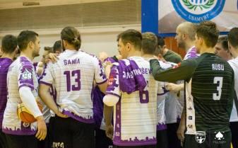 SCM Politehnica câștigă în fața Dunării Călărași