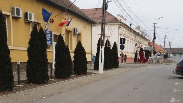 Primăria Sânandrei