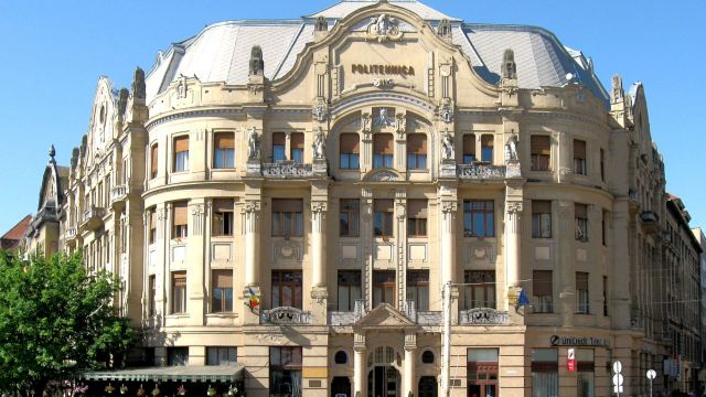 Universitatea Politehnica Timisoara - Rectorat