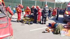 Competiție pentru pompierii timișeni