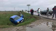 Accident rutier pe Calea Aradului