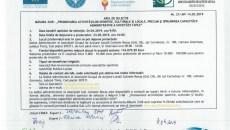 Apel de selecție Măsura 3/6B - sesiunea 1/2019 - apel 02